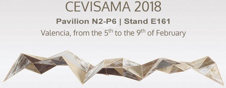 Ferrari e cigarini macchine e impianti per ceramica for Cevisama 2018