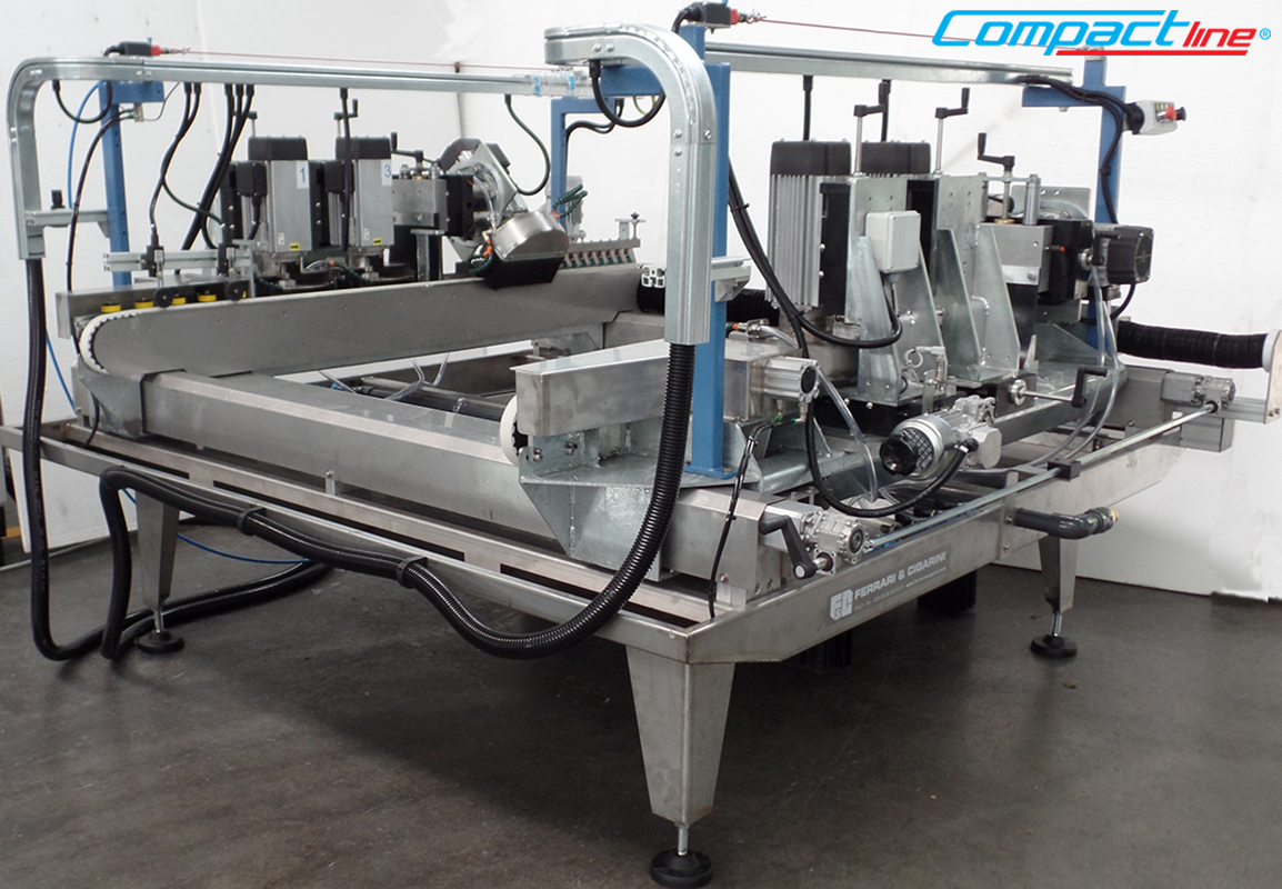 MRK - KERF-SLOT-45°/90° CUTTING MACHINE FOR VENTILATED FACADES