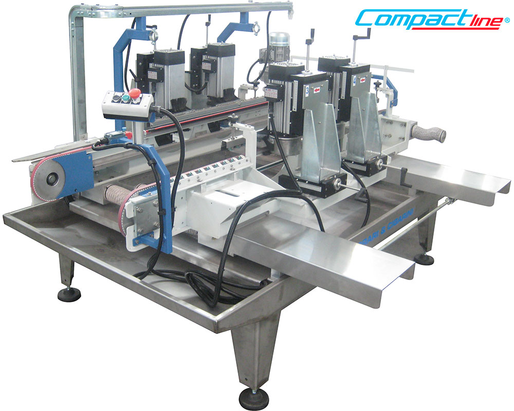 MRK - KERF CUTTING MACHINE FOR VENTILATED FACADES
