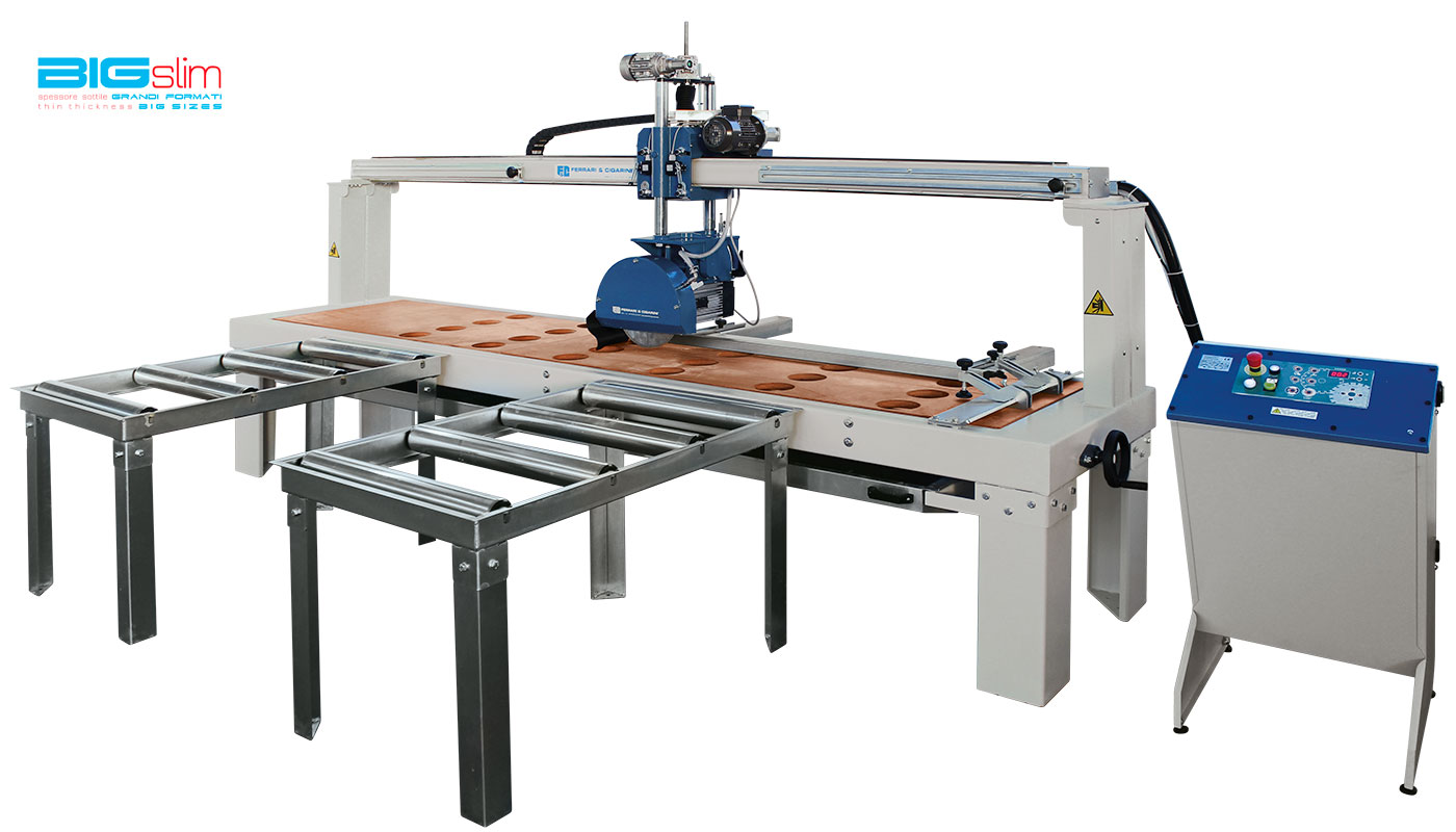 MTL - BIG SIZES CUTTING MACHINE