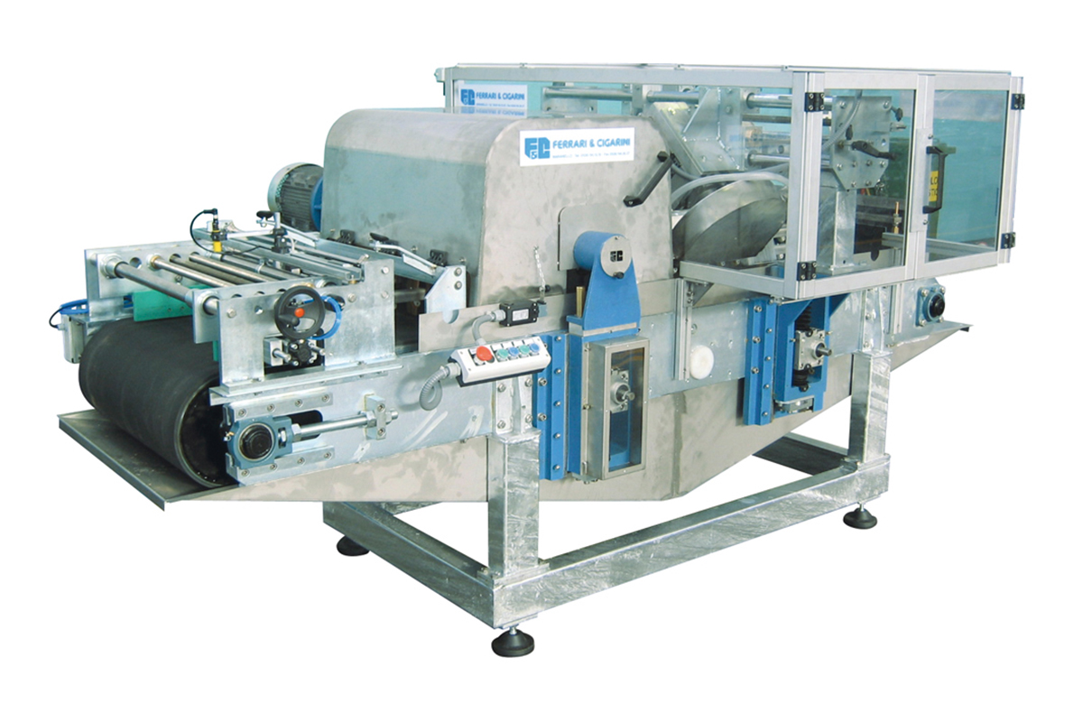 MTM 700/1 + 2X45° - CUTTING MACHINE FOR VENTILATED FACADES