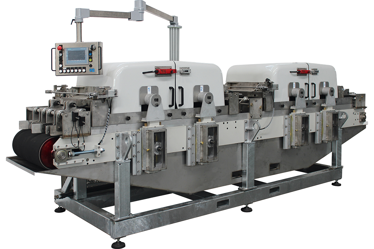 MTM 700/4 -  CUTTING MACHINE FOR STRIPS AND SLIPS