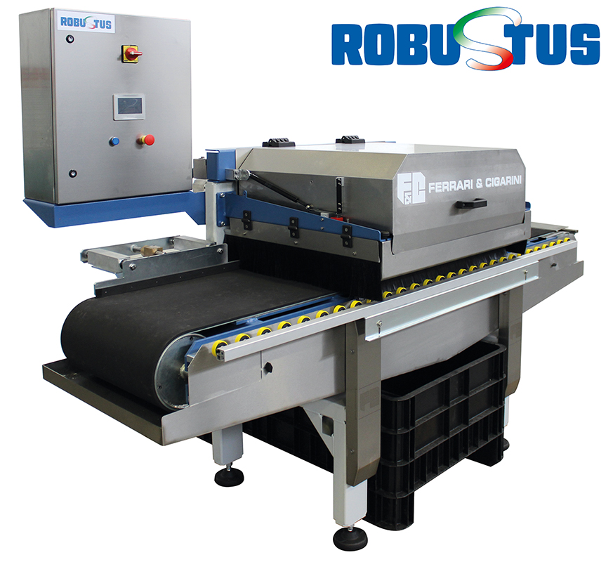 MTR 500/2 ROBUSTUS - CUTTING MACHINE WITH 2 HEADS
